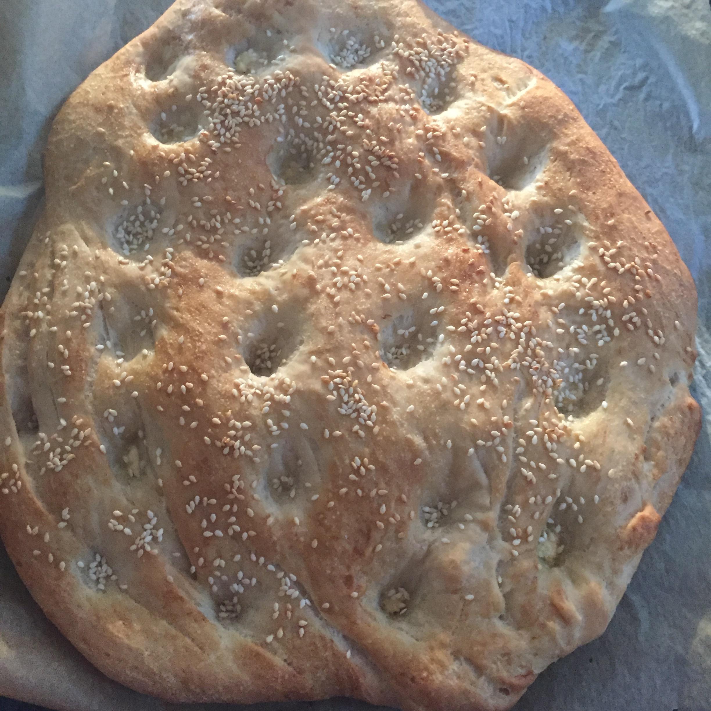 Turks brood (pide)
